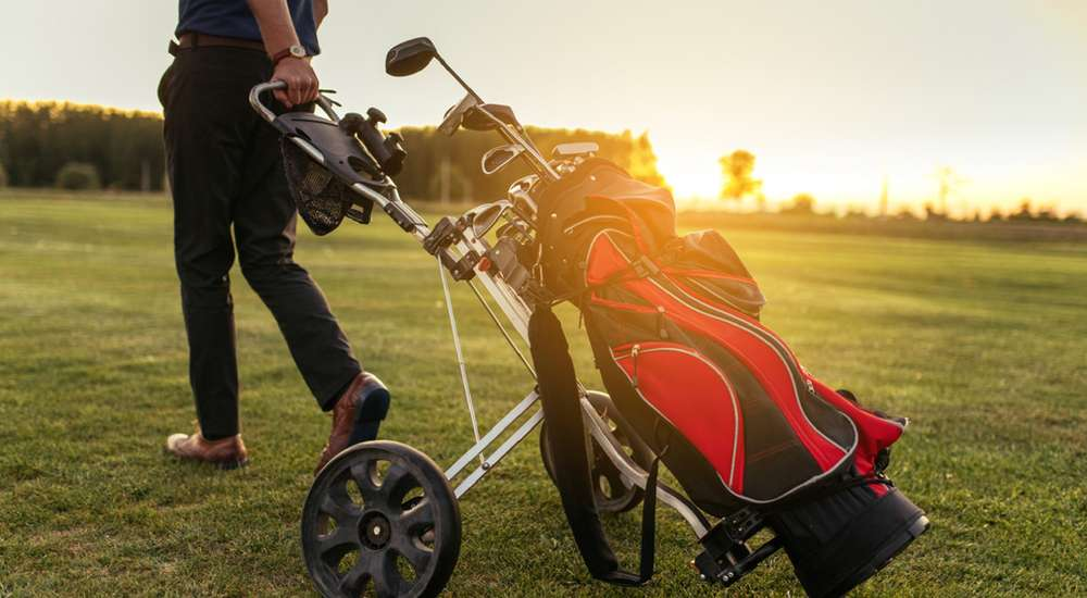 Best Golf Bags for Push Cart