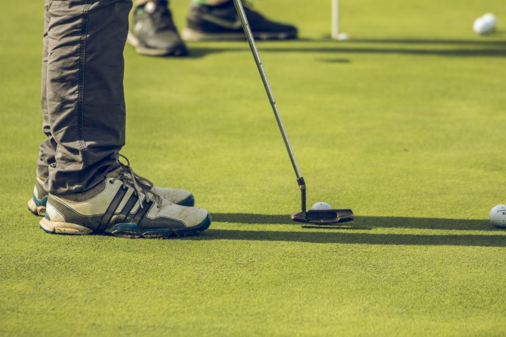 how long should golf clubs be for my height