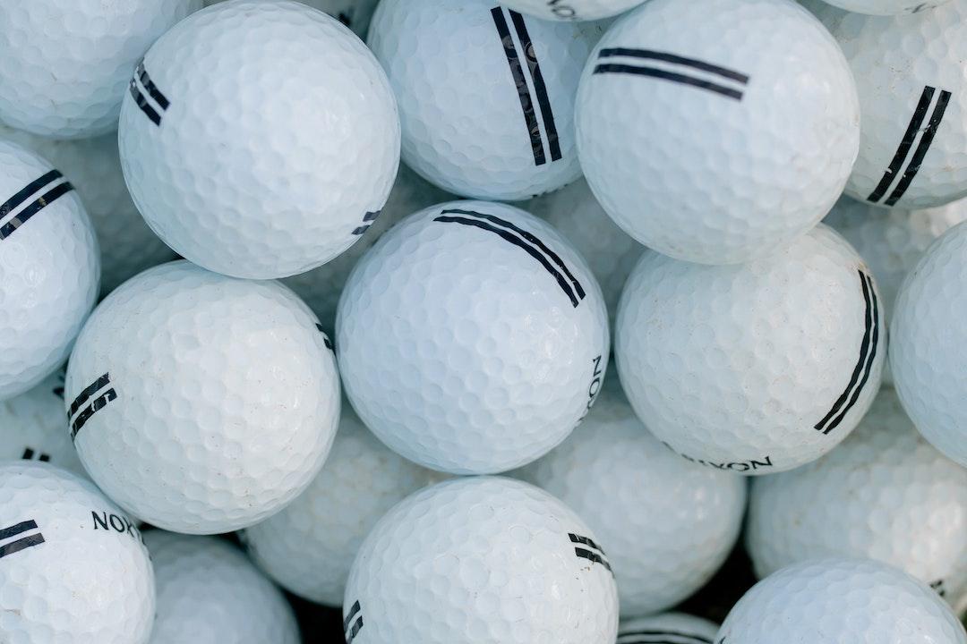 low compression golf balls